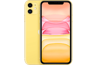 APPLE iPhone 11 128 GB Gelb Dual SIM
