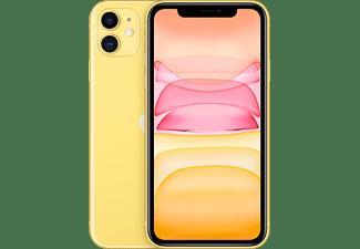 APPLE iPhone 11 256 GB Gelb Dual SIM