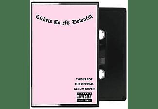 Machine Gun Kelly - Tickets To My Downfall (Ltd.MC)  - (MC (analog))