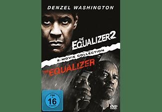 Equalizer 1 + 2 DVD