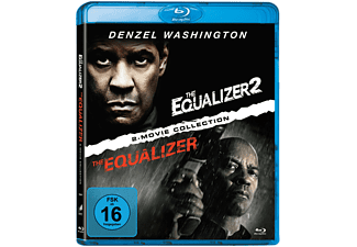 Equalizer 1 + 2 Blu-ray