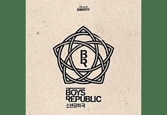 Boys Republic - IDENTITY -MINI ALBUM-(KEIN RR)  - (CD-Mini-Album)