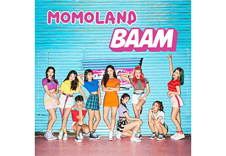 Momoland - FUN TO THE WORLD-CD+BOOK-(KEIN RR)  - (CD)