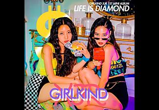 Girlkind Xjr - Life Is Diamond  - (CD)