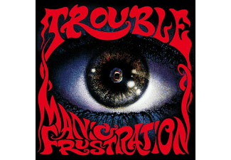 Trouble - MANIC FRUSTRATION  - (CD)