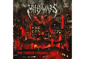 Mindwars - FOURTH TURNING  - (CD)
