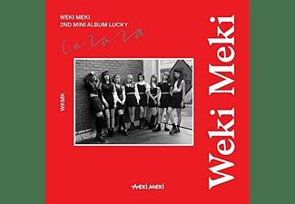 Weki Meki - Lucky (Weki Version)  - (CD)