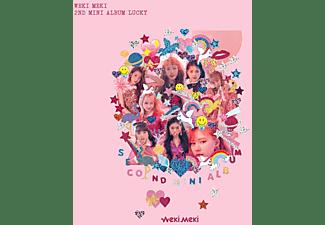 Weki Meki - Lucky  - (CD)