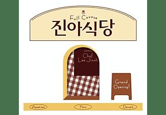 Lee   Jin-Ah - Jin Ah Restaurant Full Course  - (CD)