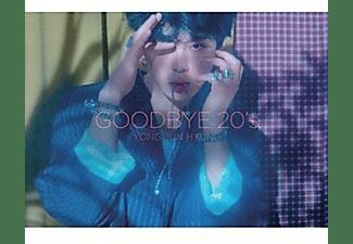 Yong Jun-Hyung - GOODBYE(KEIN RR)  - (CD + Merchandising)