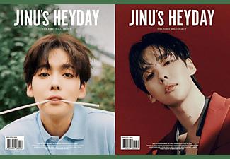 Jinu - Jinu's Heyday  - (Vinyl)