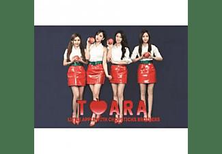 T-ara - Little Apple  - (CD + DVD Video)