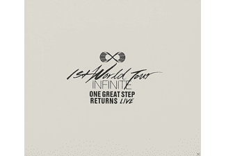 Infinite - One Great Step Returns Live  - (CD)