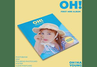 Oh Ha Young - Oh! (incl. Photobook, Polaroid Photocard, Poster, Postcard)  - (CD)