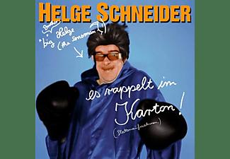 Helge Schneider - Es Rappelt Im Karton (Digipac,Remastered 2020) [CD]
