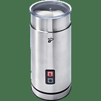 TCHIBO 394101 Milchaufschäumer, Edelstahl gebürstet/Transparent, 550 Watt, 0,13 Liter