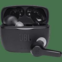 JBL Tune 215 TW, In-ear Kopfhörer Bluetooth Schwarz
