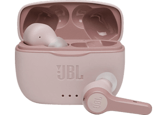 JBL Tune 215 TW, In-ear Kopfhörer Bluetooth Pink