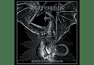 Grafvitnir - DEATHS WINGS WIDESPREAD  - (CD)