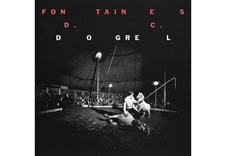 FONTAINES D.C. - Dogrel  - (CD)