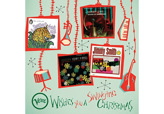 VARIOUS - VERVE WISHES YOU A SWINGING CHRISTMAS!  - (Vinyl)