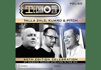 VARIOUS - Techno Club Vol.60  - (CD)