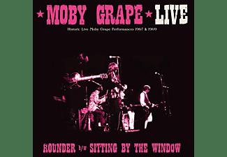 Moby Grape - 7-ROUNDER  - (Vinyl)