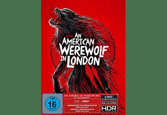 American Werewolf 4K Ultra HD Blu-ray + Blu-ray
