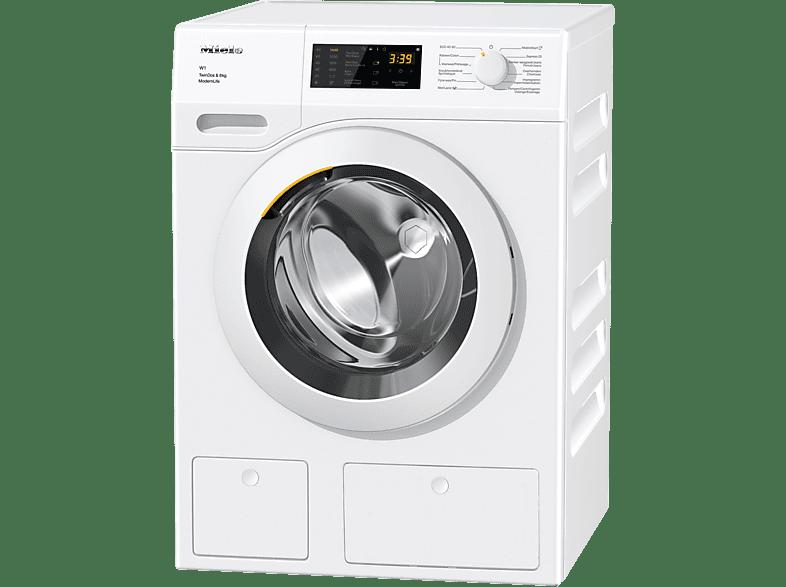 MIELE Wasmachine voorlader TwinDos A (WCD670WCS)