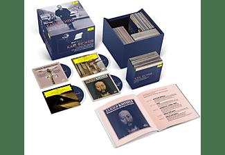 Karl/mbo Richter - SÄMTLICHE AUFNAHMEN FÜR ARCHIV...(+3 BRD AUDIO)  - (CD + Blu-ray Disc)