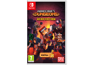 NINTENDO Minecraft Dungeons Switch Oyun