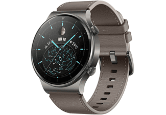HUAWEI Watch GT2 Pro Vidar-B19V Leather 46mm Akıllı Saat Gri