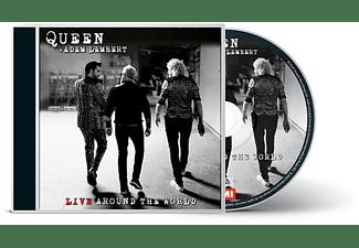 Queen & Adam Lambert - Live Around The World  - (CD)