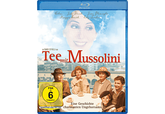 Tee mit Mussolini Blu-ray