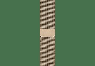 APPLE 40 mm Milanaise, Ersatzarmband, Apple, Gold