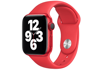 APPLE 40 mm Sportarmband, Ersatzarmband, Apple, (PRODUCT)Red