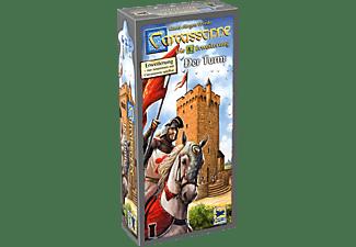 HANS IM GLÜCK Carcassonne - Der Turm - Die 4. Erweiterung Gesellschaftsspiel Mehrfarbig