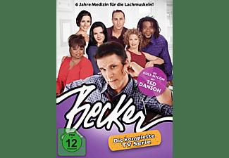 Becker - Gesamtbox DVD
