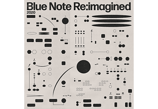 VARIOUS - Blue Note Re:imagined [CD]