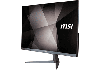 "All in one - MSI Pro 24X 10M-014EU, 23.8"" FHD, Intel® Core™ i3-10110U, 8GB RAM, 512GB SSD, HD Graphics, W10"