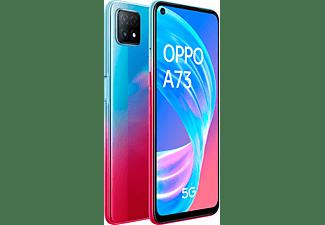 "Móvil - OPPO A73 5G, Neon, 128 GB, 8 GB RAM, 6.5"" Full HD+, MT6853V, 4040mAh, Android"