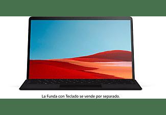 "Convertible 2 en 1 - Microsoft Surface Pro X, 13"", Microsoft SQ1, 8 GB RAM, 128 GB SSD, LTE (4G), W10"