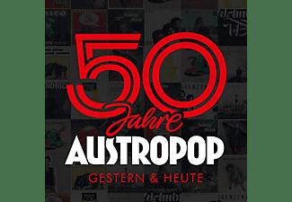 Diverse Pop - 50 Jahre Austropop - Gestern & Heute [CD]