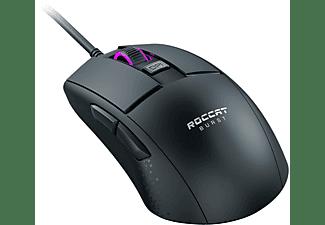 ROCCAT Burst Core Gaming Maus, Schwarz