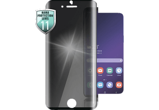 HAMA Privacy Schutzglas(für Samsung Galaxy S20)