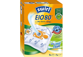 SWIRL EIO 80 MicroPor® Staubsaugerbeutel