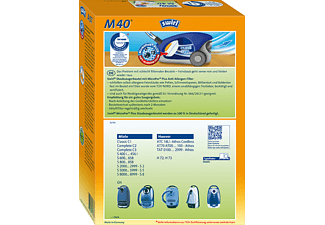 SWIRL M 40 MicroPor® Staubsaugerbeutel