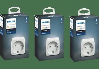 PHILIPS Hue SmartPlug 3-erPack Steckdose