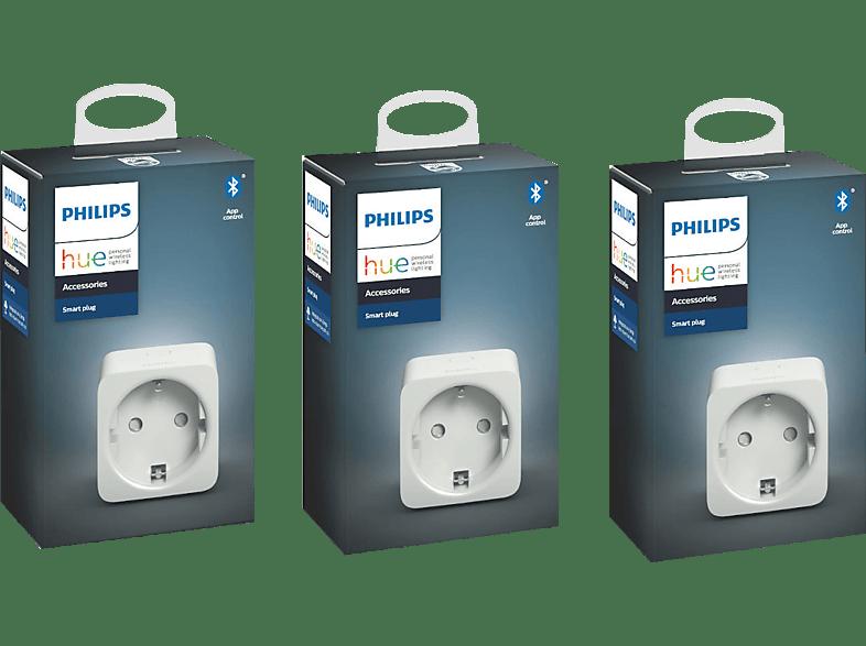 3er Pack Philips Hue Smart Plugs