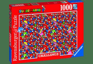 RAVENSBURGER Super Mario Bros challenge Puzzle Mehrfarbig
